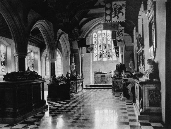 Bedford Chapel, St Michael, Chenies